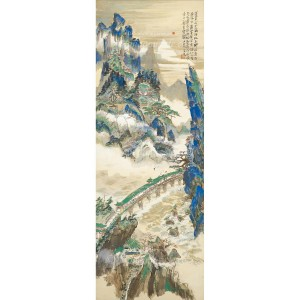 "Puzzle ""Mountain of Immortals, Keisen"" (2000 P) - 91010"