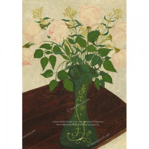 """Puzzle """"Pink Roses"""" (1000) - 40851"""