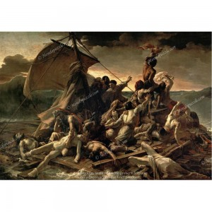 """Puzzle """"The Raft of the Medusa"""" (1000) - 41052"""