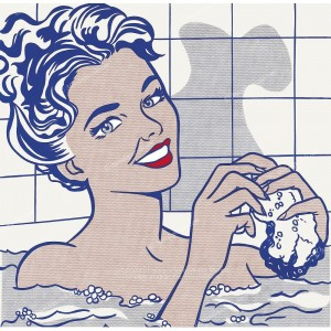 "Puzzle ""Woman in Bath"" (1500 S) - 71120"