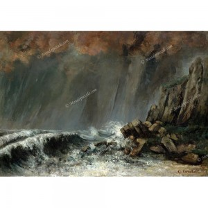 "Puzzle ""The Waterspout"" (1000) - 41779"