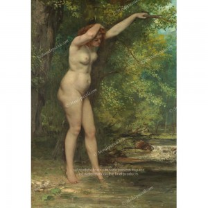 """Puzzle """"The Young Bather"""" (1000) - 41780"""