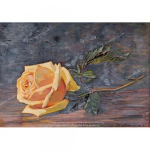 """Puzzle """"Yellow Rose"""" (1000) - 41810"""