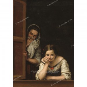 """Puzzle """"Two Women at a Window"""" (500) - 31039"""