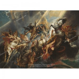 """Puzzle """"The Fall of Phaeton"""" (2000) - 81395"""