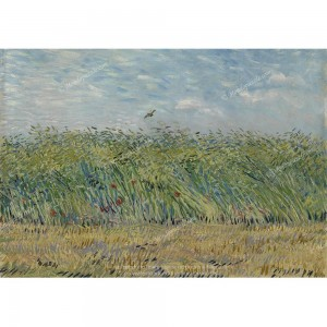 """Puzzle """"Wheatfield with Partridge"""" (1000) - 41848"""