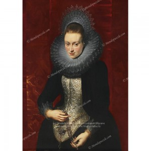 """Puzzle """"Portrait of  Woman with a Rosary"""" (1000) - 41853"""