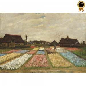 "Puzzle ""Flower Beds, Van Gogh"" 1000 - 61008"